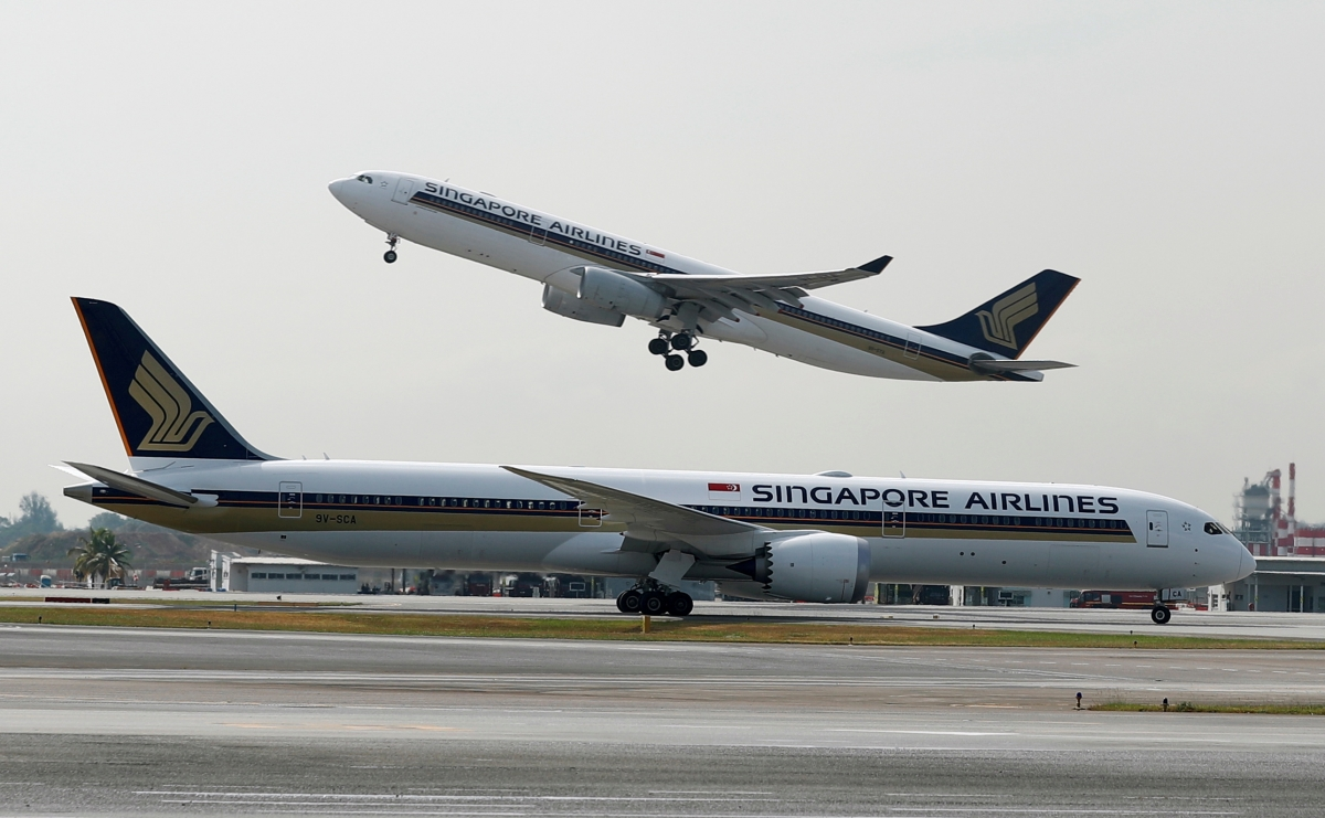 Sân bay Changi, Singapore. Nguồn: Reuters