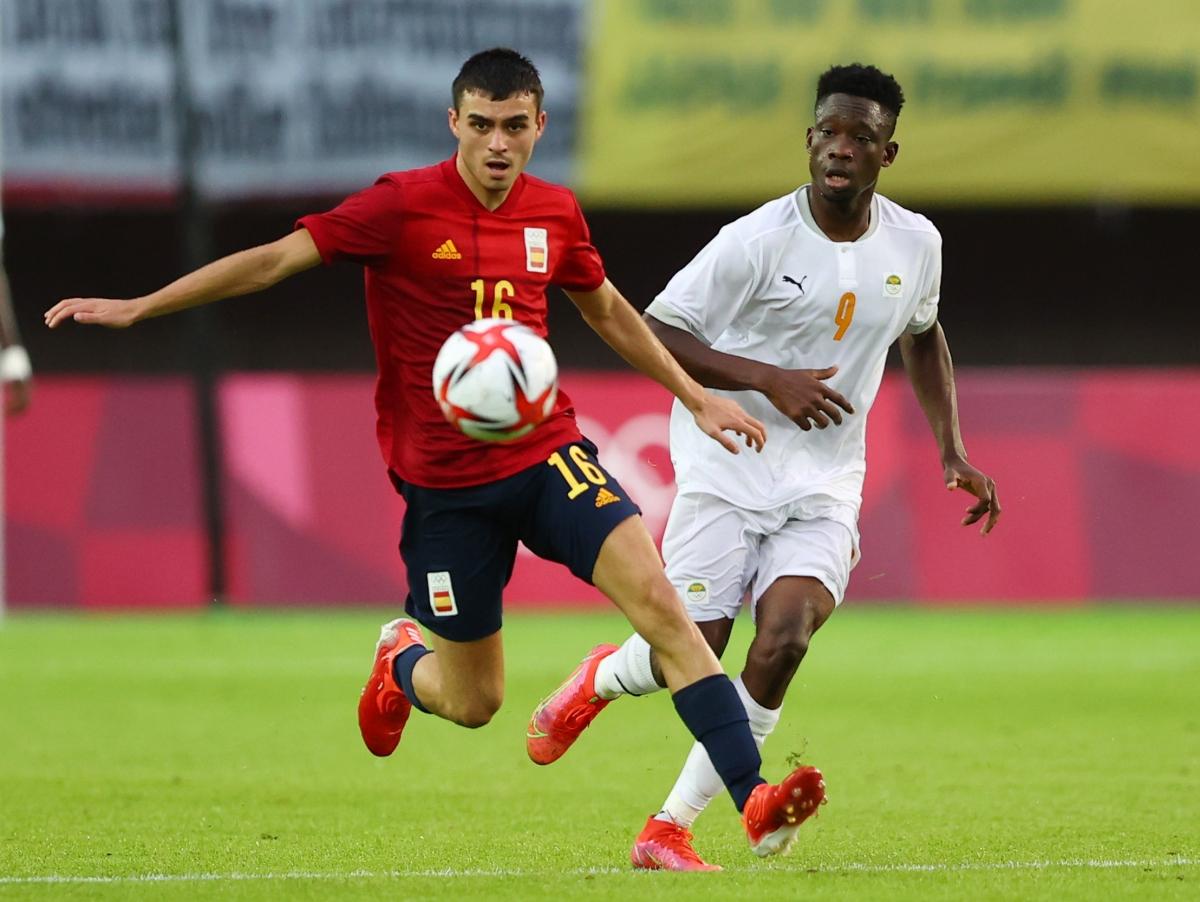 Tây Ban Nha gặp bế tắc trong việc tìm kiếm bàn thắng thứ 2 (Ảnh: Reuters).