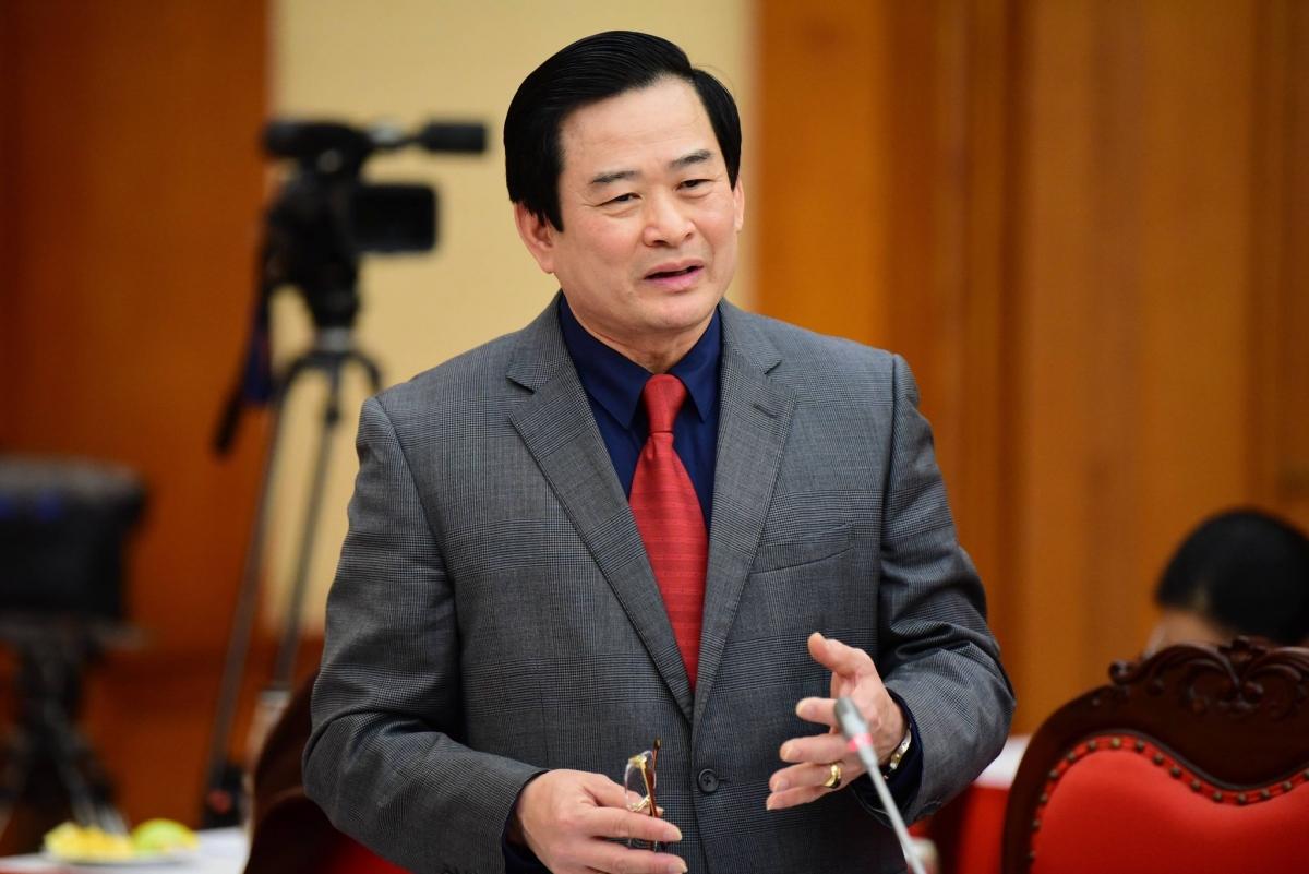 Ông Nguyễn Đình Quyền – nguyên Phó Chủ nhiệm Ủy ban Tư pháp của Quốc hội.