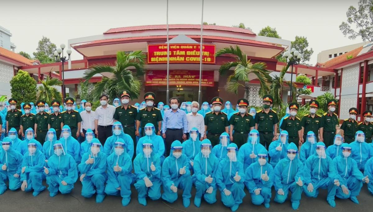 """Hình ảnh trong MV """"Thương nhớ Sài Gòn""""."""