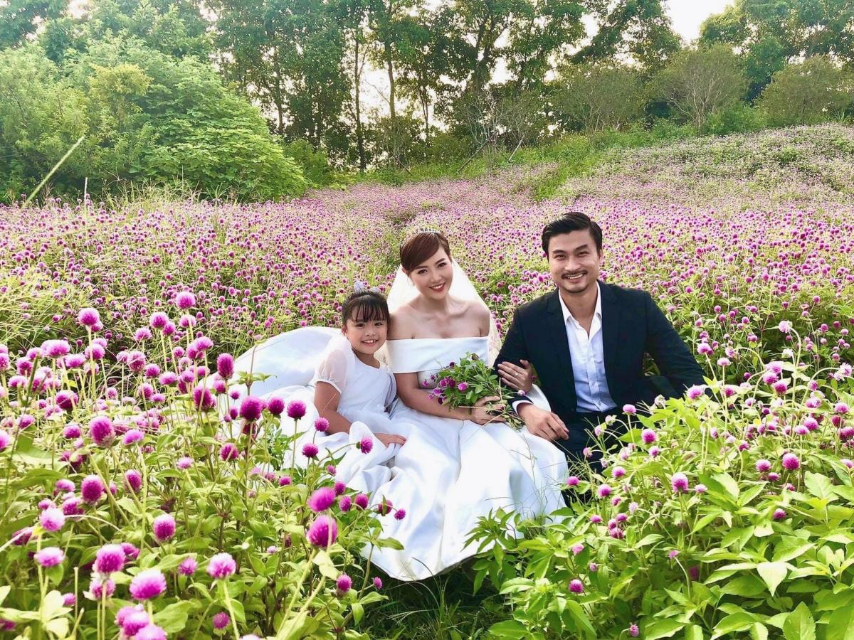 Đám cưới đẹp cuối phim khiến khán giả hài lòng vì cái kết viên mãn.