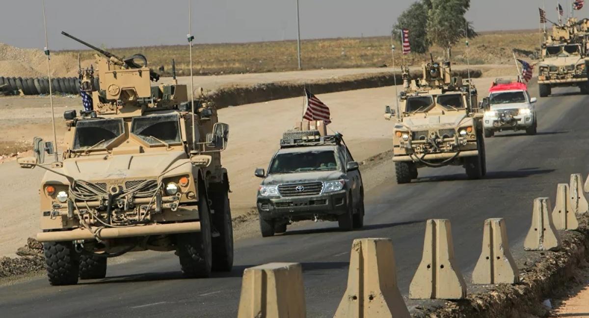 Lực lượng Mỹ tại Iraq. (Ảnh: Sputniknews)