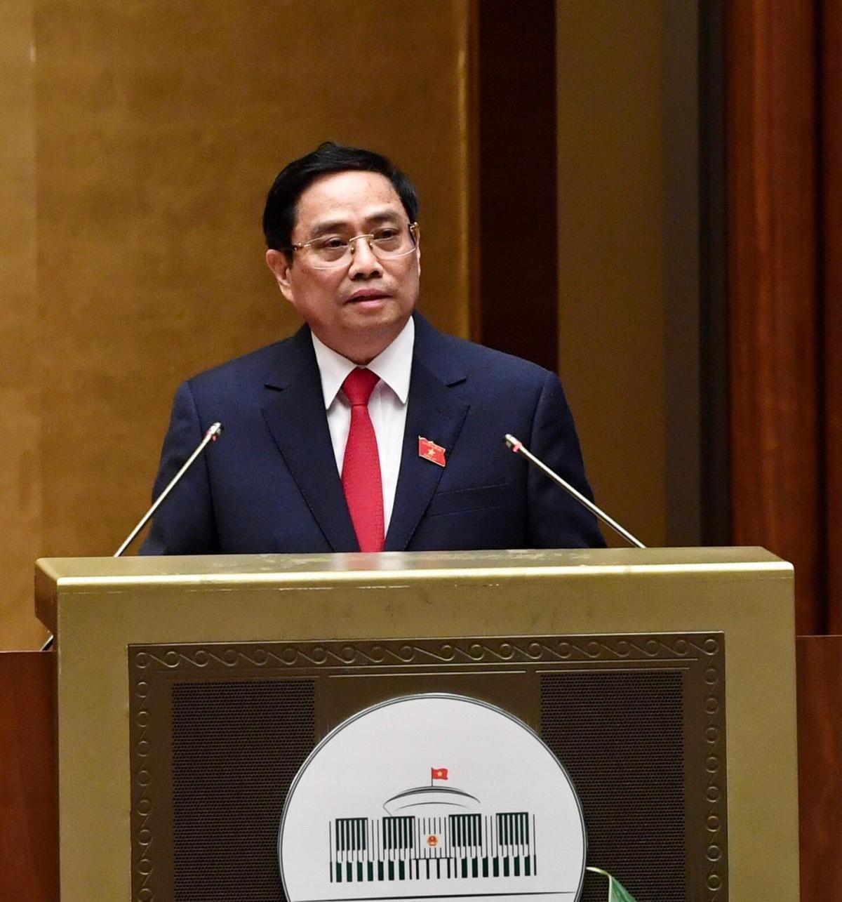 Ông Phạm Minh Chính – Thủ tướng Chính phủ nhiệm kỳ 2021-2026