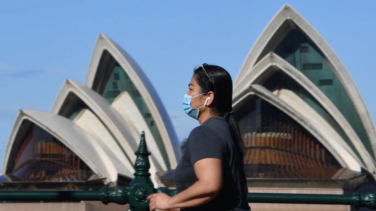 Australia đang tự hỏi liệu các đợt phong tỏa có thể ngăn chặn các đợt bùng phát dịch Covid-19 tiếp theo hay không. Ảnh: ABC News