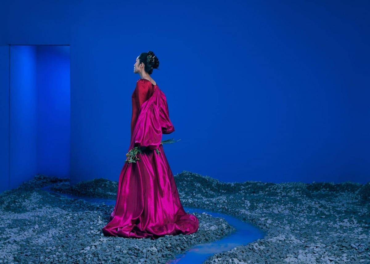 Dù không còn hoạt động trong showbiz, nhưng Tăng Thanh Hà vẫn giữ thần thái mẫu ảnh tuyệt vời.