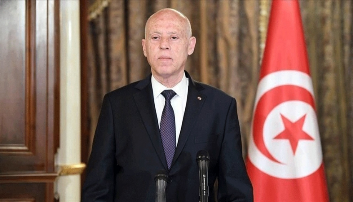 Tổng thống Tunisia Kais Saied. (Ảnh: albayan)