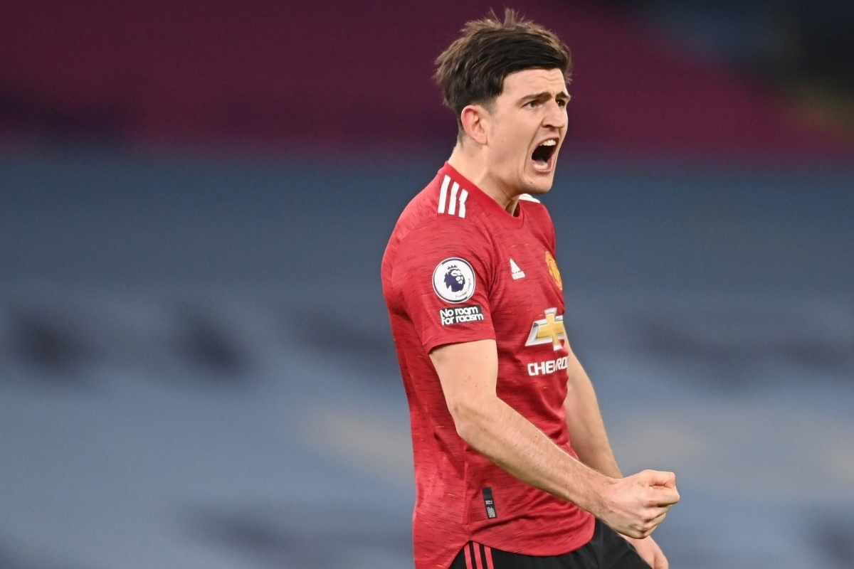 Trung vệ: Harry Maguire