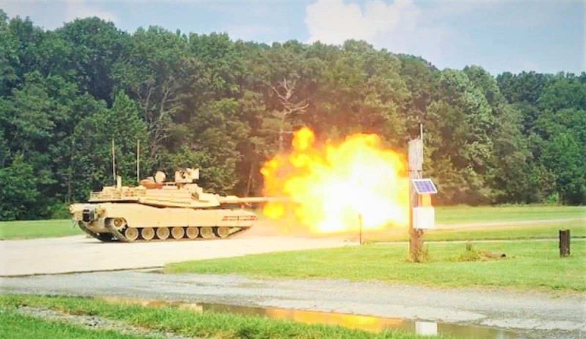 Abrams là một trong những dòng xe tăng uy lực nhất thế giới và liên tục được hiện đại hóa. Nguồn: militaryleak.com