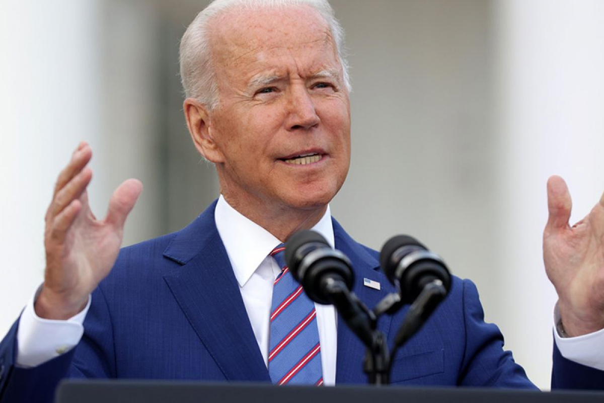 Ông Joe Biden là một trong những người hối thúc quyền sửa chữa.