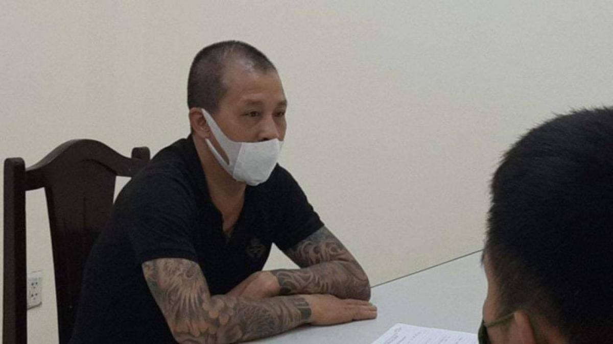 Nguyễn Văn Ngọc - người chồng gây rối ở chốt kiểm dịch chợ Yên Phụ
