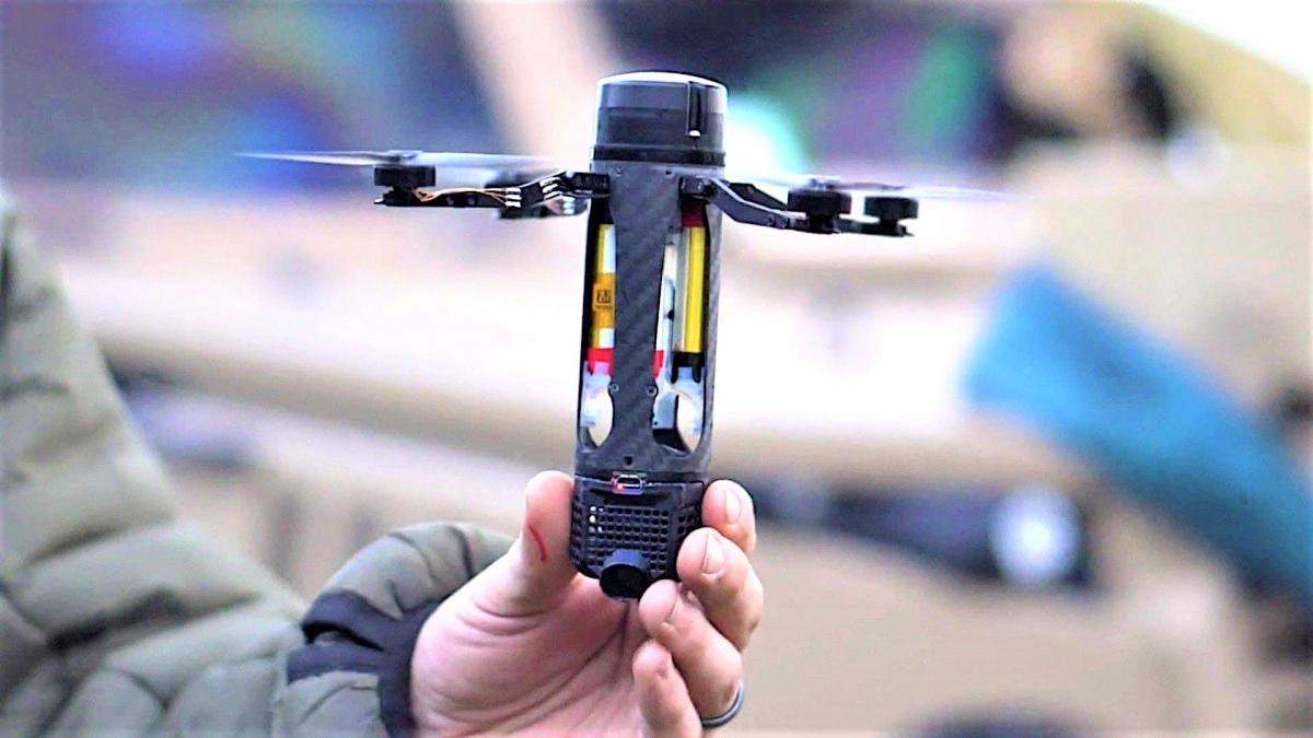 Drone40 có thể được tích hợp các thiết bị chuyên dụng khác nhau để đảm nhận các nhiệm vụ khác nhau. Nguồn: thedrive.com