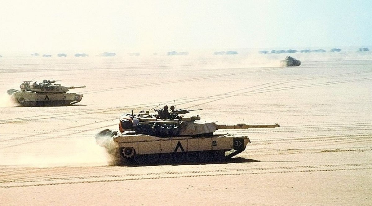 Đã thể hiện tốt trong thực chiến nhưng giải pháp và hiệu quả của M1A2 SEPv3 đối với Quân đội Ba Lan đang bị đặt dấu hỏi; Nguồn: wikipedia.org