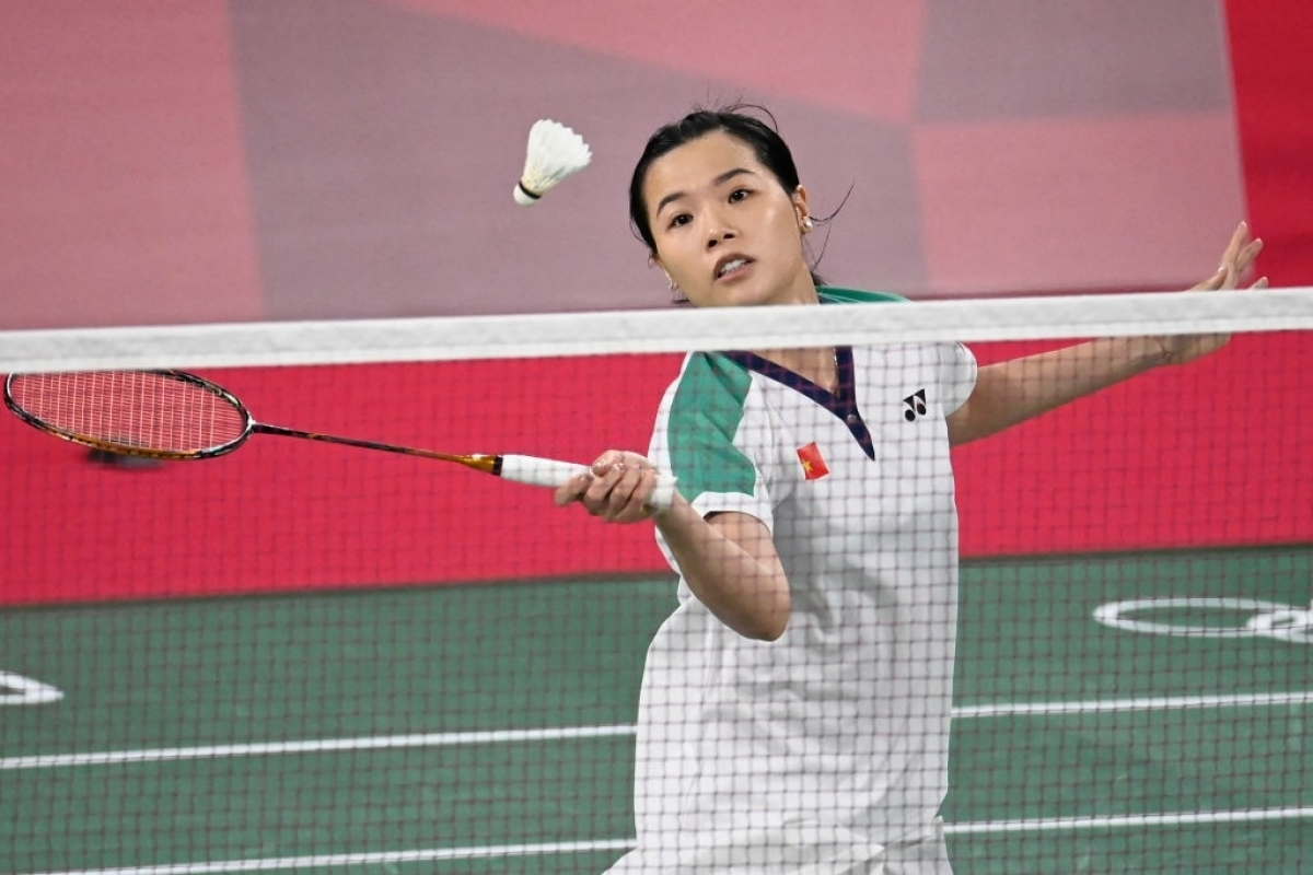 Thùy Linh sẽ là VĐV đầu tiên của Việt Nam thi đấu hôm nay (Ảnh: Getty).