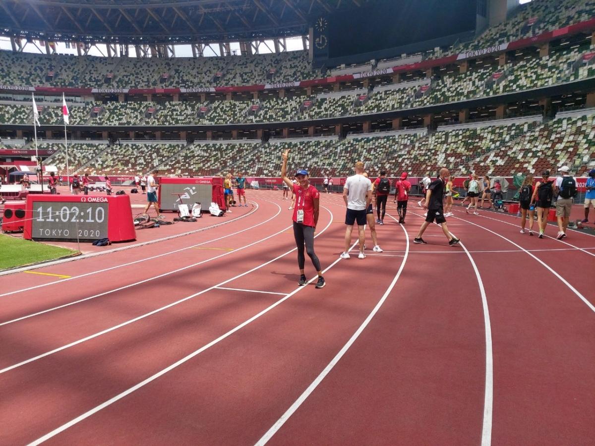 Theo lịch dự kiến, Quách Thị Lan sẽ bắt đầu tranh tài ở Olympic Tokyo vào ngày 31/7 với đợt chạy vòng loại diễn ra lúc 7h (giờ Việt Nam)./.