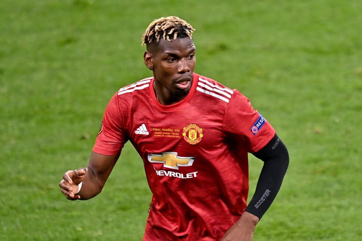 Tiền vệ trung tâm: Paul Pogba