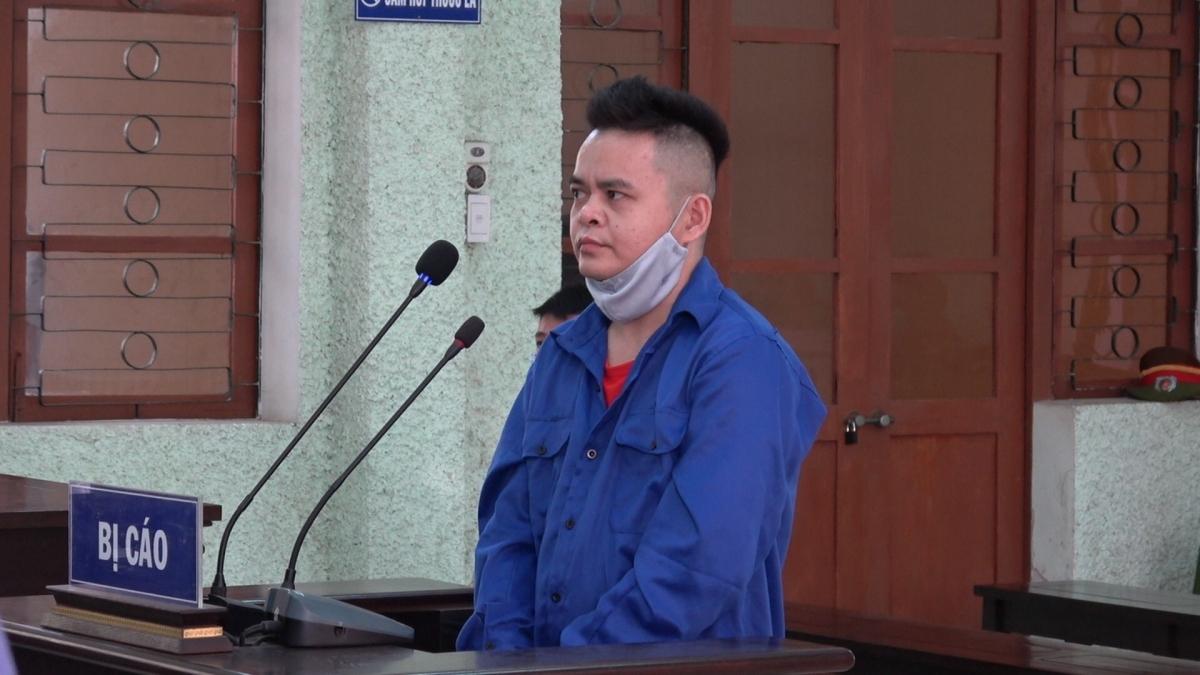 Hoàng Văn Chiêm nhận mức án 5 năm tù giam