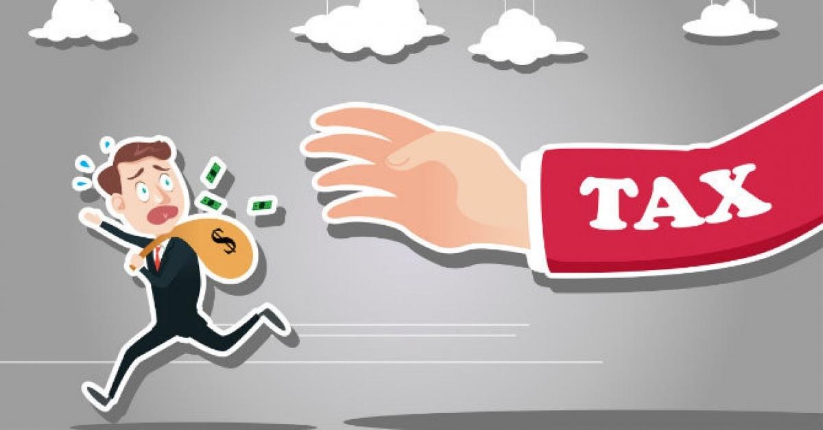 """Nhiều """"ông lớn"""" bị truy thu thuế hàng trăm tỷ đồng thuế. (Ảnh minh họa: KT)"""