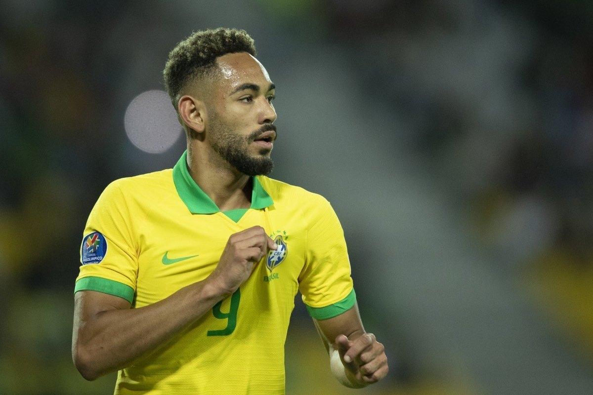 9. Tiền đạo Matheus Cunha | Brazil | Hertha BSC | Định giá chuyển nhượng: 30 triệu Euro