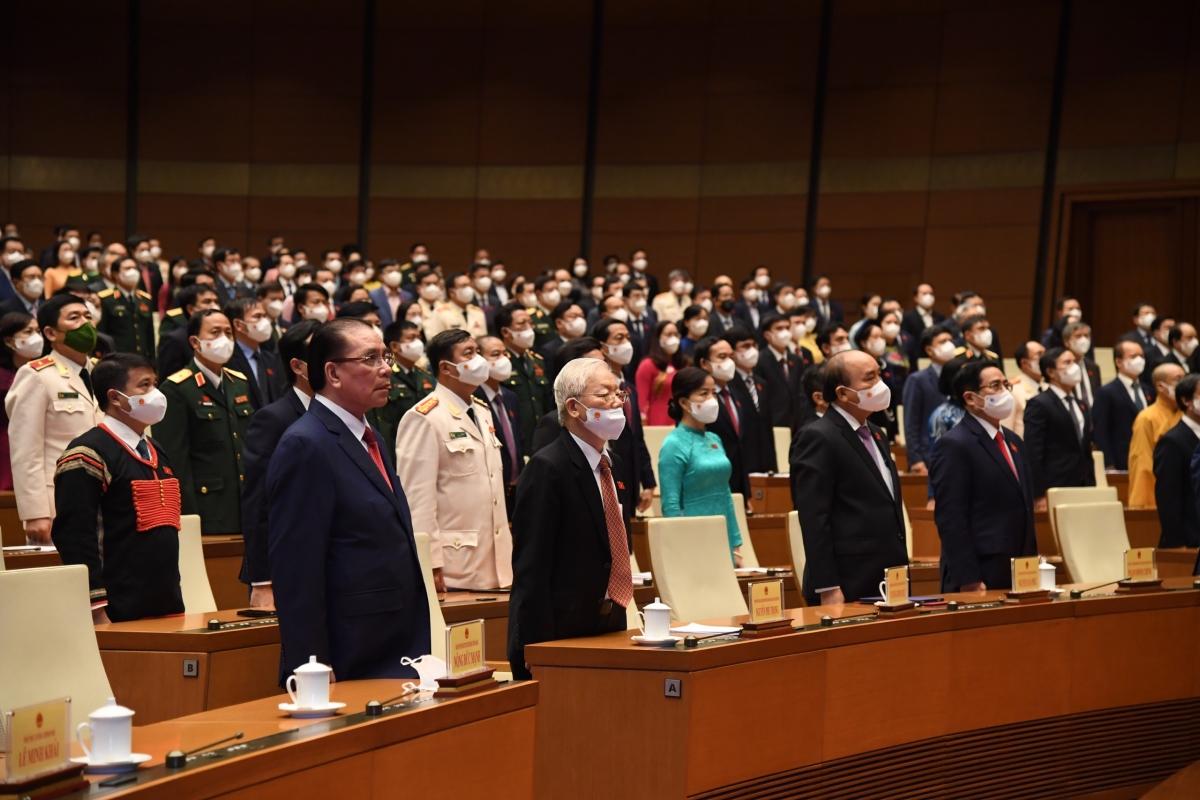 Bế mạc kỳ họp thứ nhất, Quốc hội khóa XV, sớm hơn 8 ngày so với dự kiến.