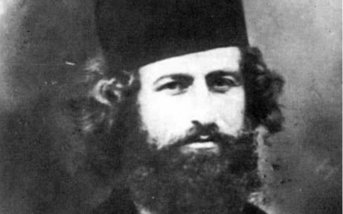 Mirza Kuchak Khan – người đứng đầu chính phủ Cộng hòa XHCN Xô viết Gilan ở miền bắc Iran. Ảnh: Public domain.