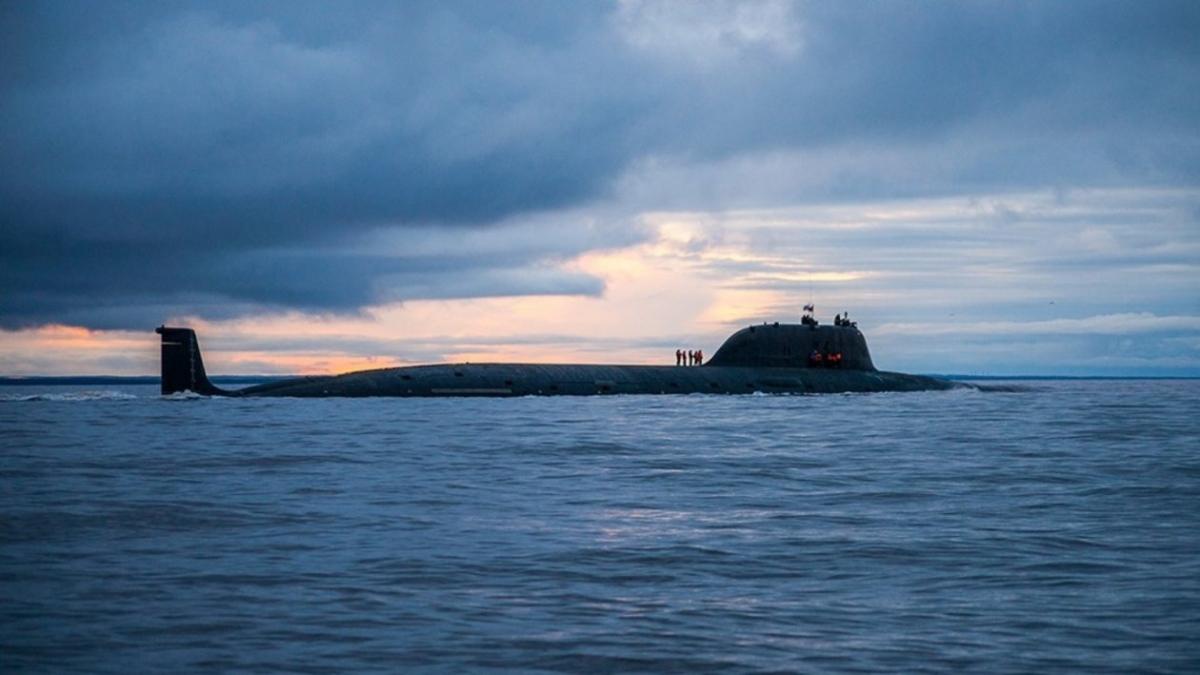 Các tàu ngầm lớp Yasen đang cải thiện ngày càng nhiều để giảm tiếng ồn so với bất kỳ tàu ngầm tấn công chạy bằng hạt nhân nào trong lịch sử hải quân Nga. Ảnh: Reuters
