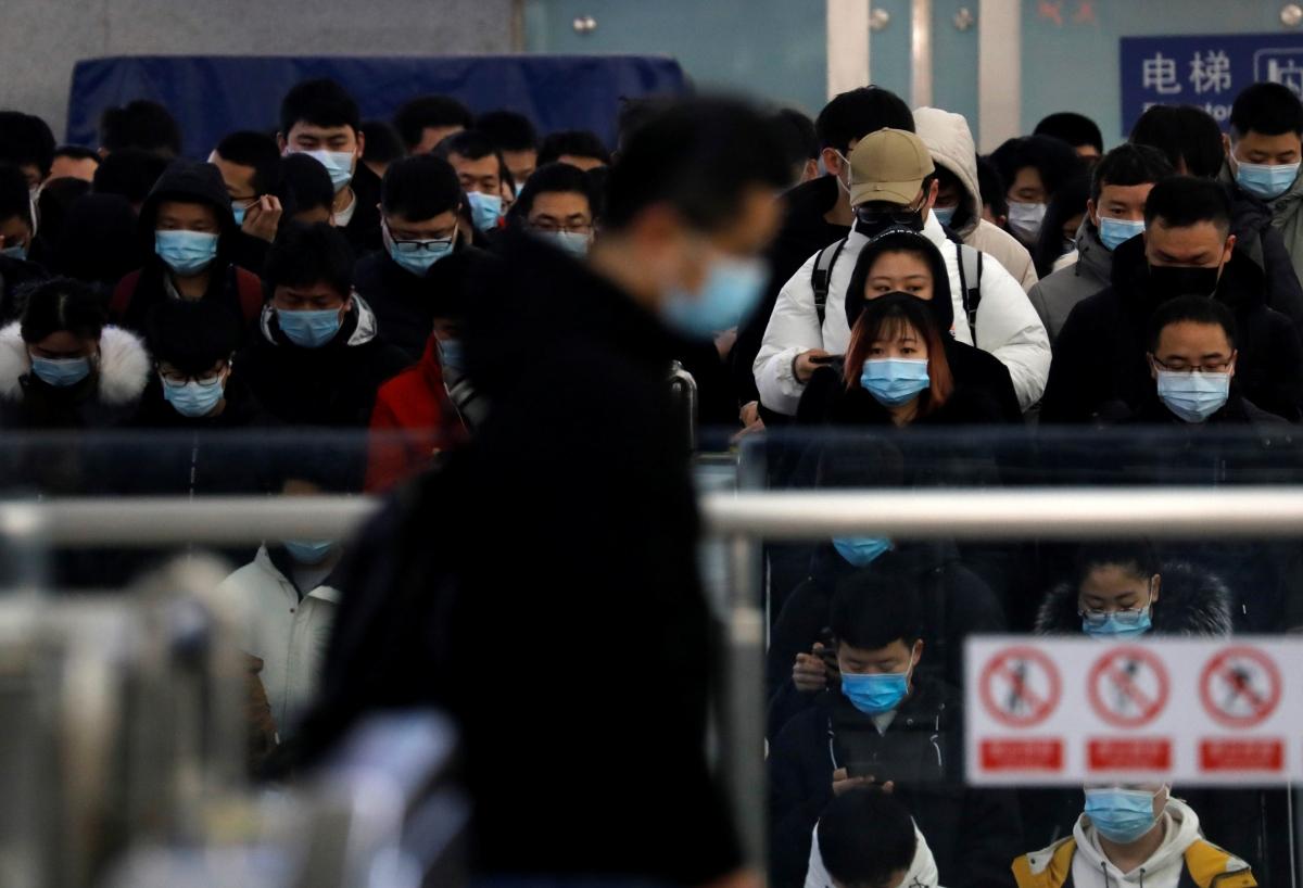 Các nhà chức trách Trung Quốc xác nhận rằng đợt bùng phát Covid-19 mới do biến thể Delta gây ra. Ảnh: Reuters