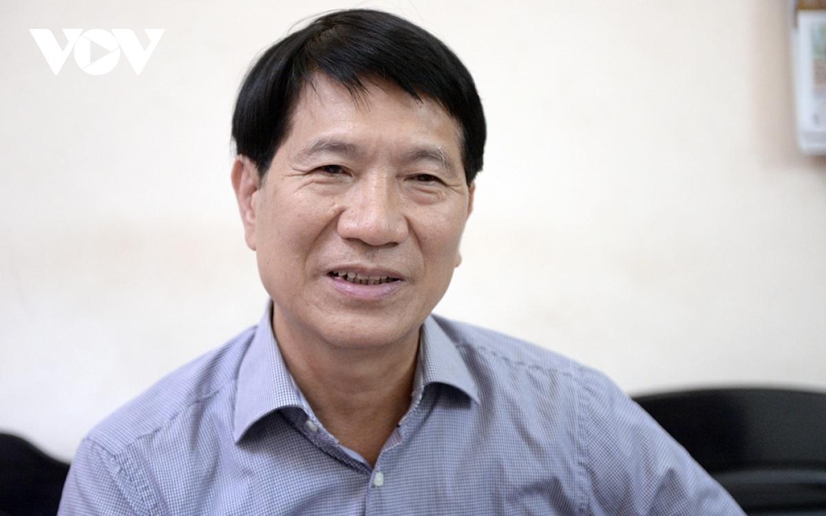 PGS.TS Ngô Thành Can (Ảnh: Bình Minh)