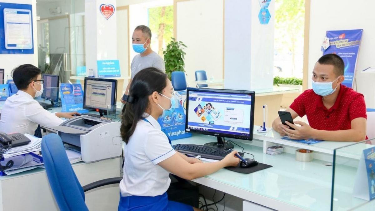 VNPT đảm bảo quy tắc phòng dịch