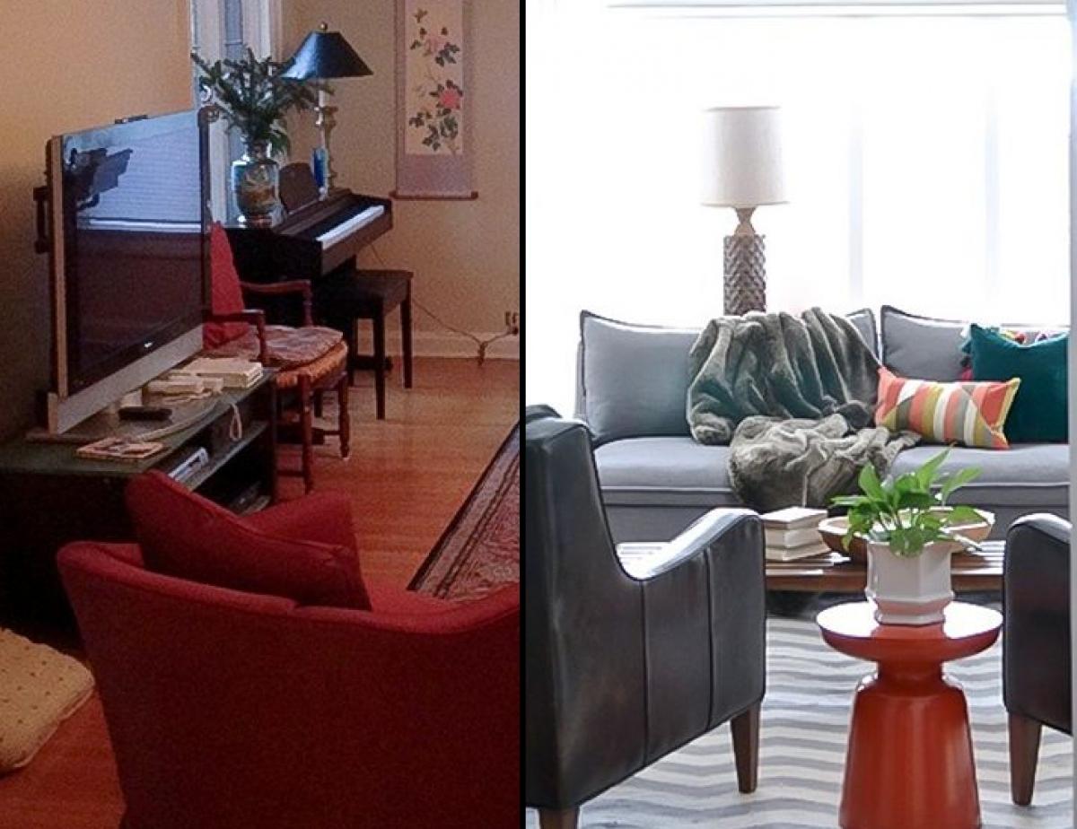 Bổ sung thêm những vật dụng mới dù là nhỏ nhất để thay đổi phong cách căn nhà trở nên hiện đại hơn.