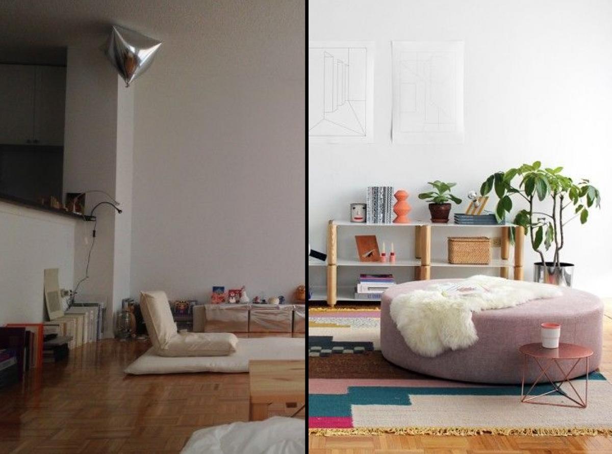Những phụ kiện trang trí có hình dáng ngộ nghĩnh bắt mắt sẽ tạo ra sức sống mới cho một căn hộ.