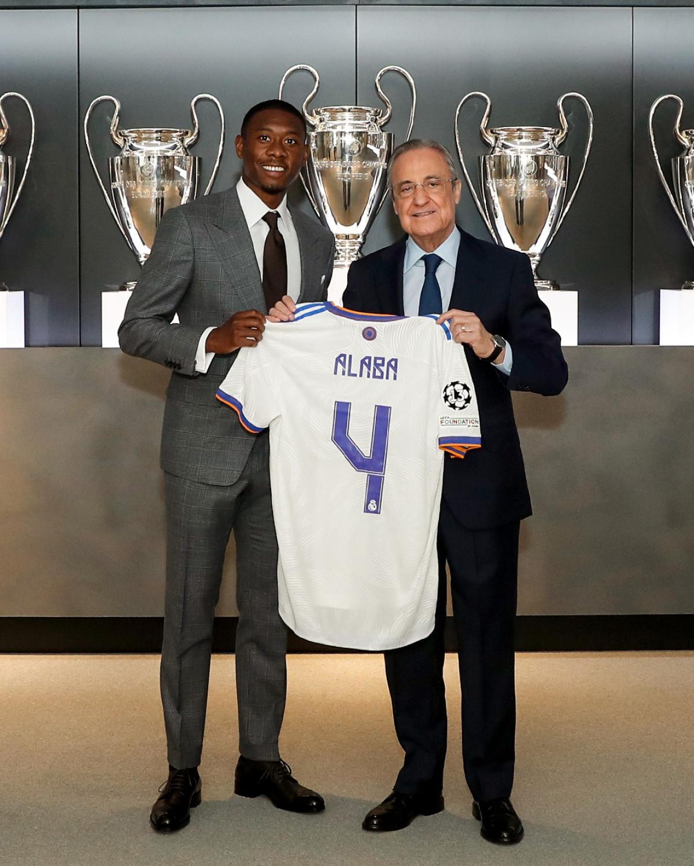 Theo giới truyền thông Tây Ban Nha, David Alaba sẽ nhận mức lương 12 triệu Euro/năm tại Real Madrid. (Ảnh: Getty)