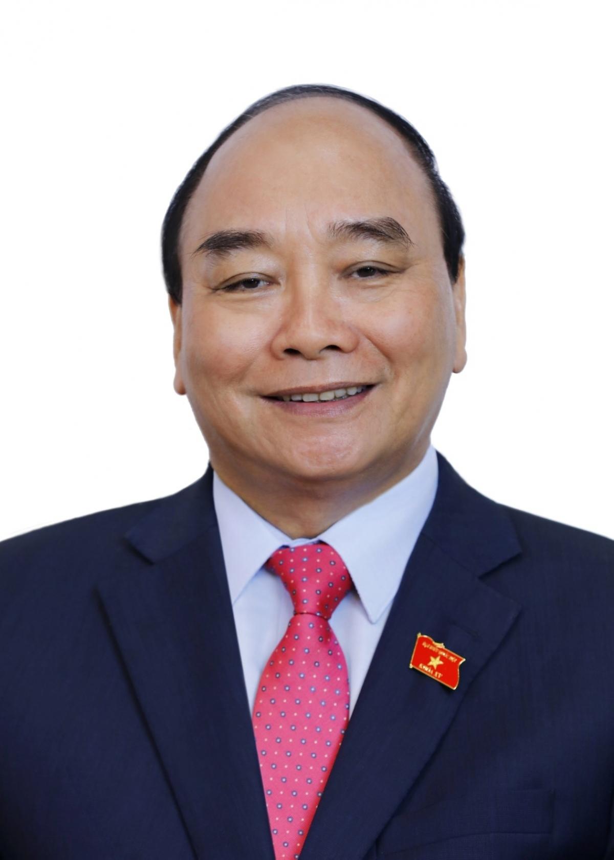 State President Nguyen Xuan Phuc