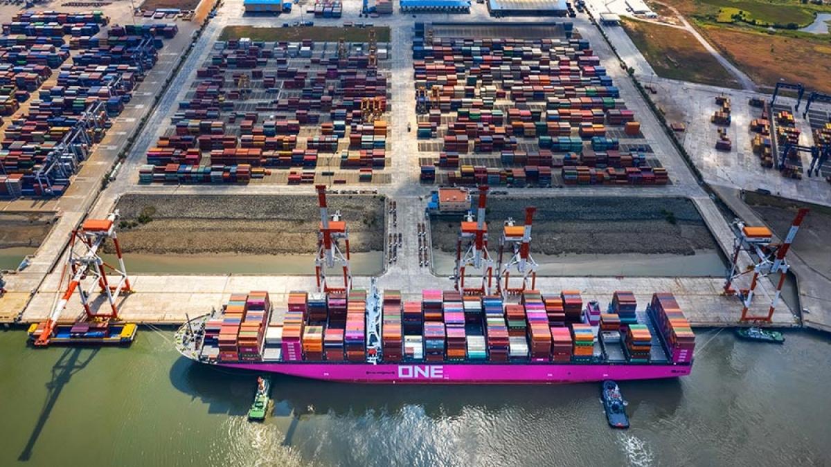 Hàng xuất khẩu Việt Nam sẽ không bị Mỹ hạn chế bằng biện pháp thương mại (Ảnh minh họa: China Briefing)
