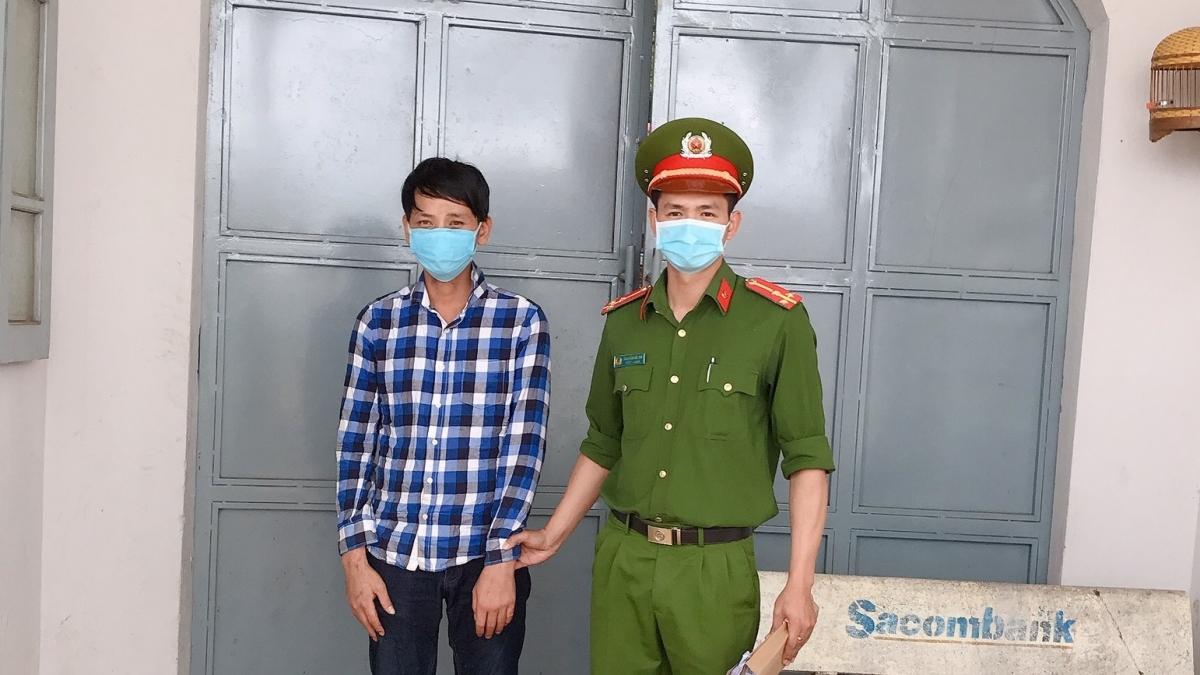 Đối tượng Trịnh Phương Nam bị bắt tạm giam