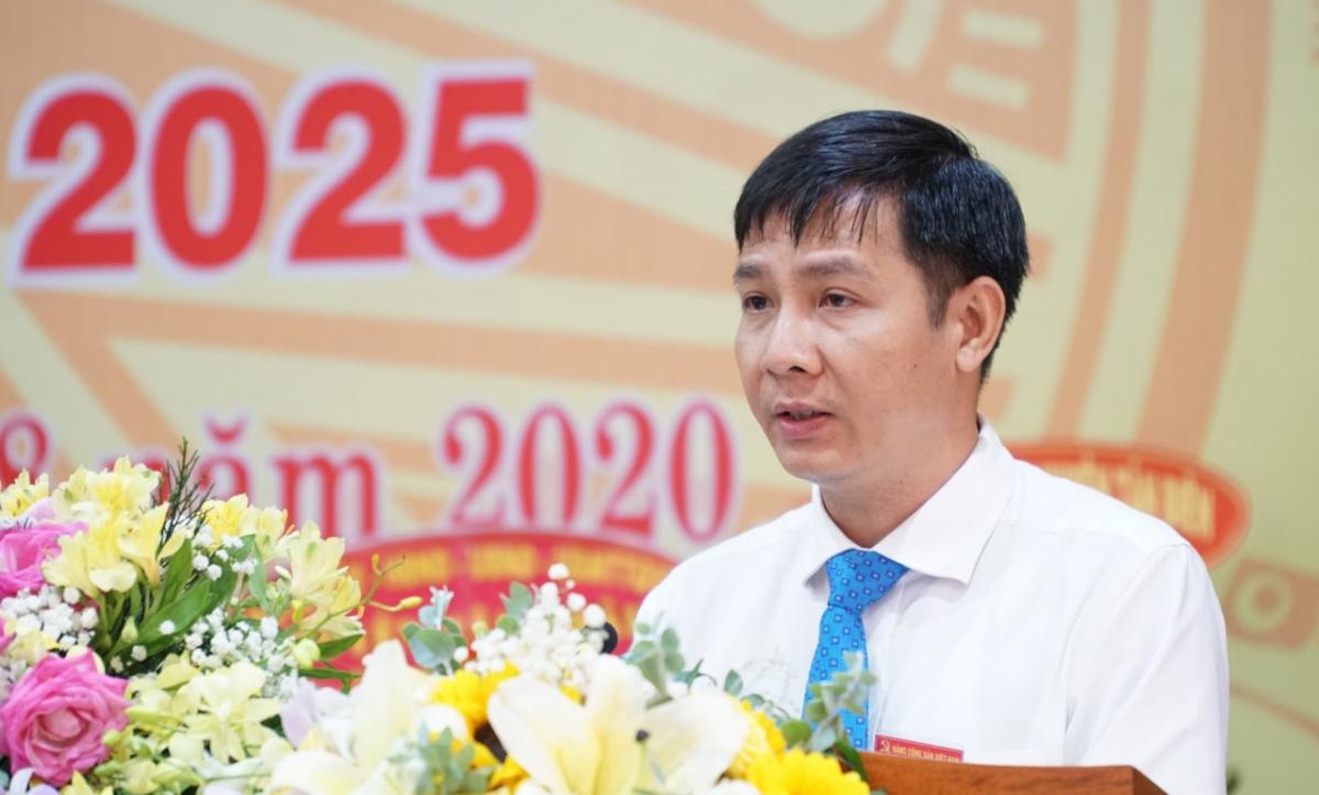 Bí thư Tây Ninh, Chủ tịch HĐND tỉnh Tây Ninh khoá X - Nguyễn Thành Tâm (Ảnh: Hồng Thắm)