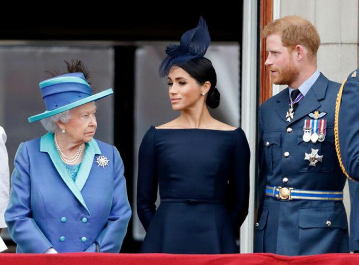 """Động thái này củaHoàng tử Harry bị đánh giá là """"vô cùng thiếu tôn trọng"""" Hoàng gia vàNữ hoàng."""