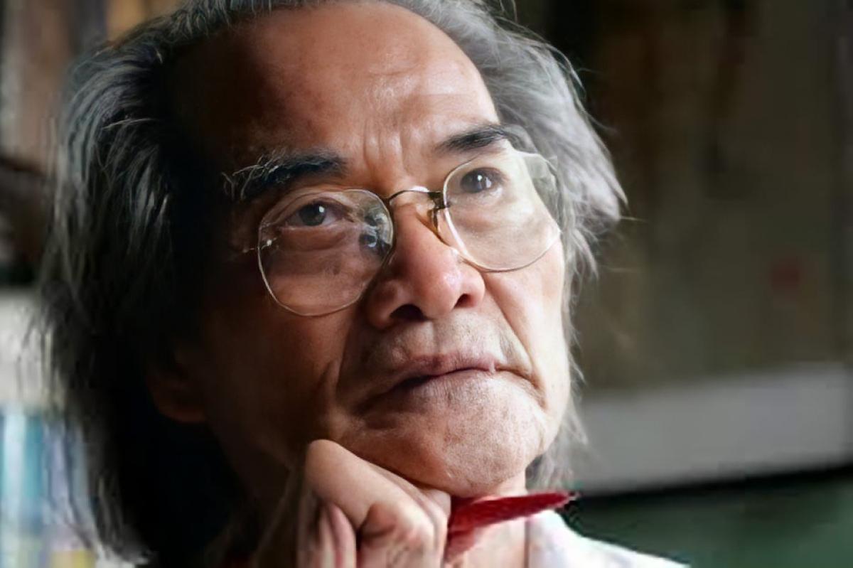 Nhà văn Sơn Tùng từ giã cõi trần ở tuổi 93.