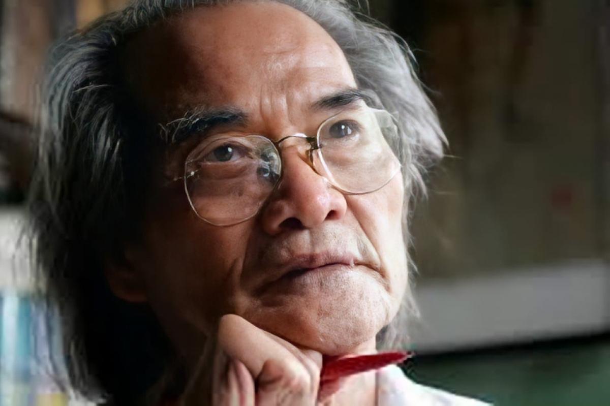 Nhà văn Sơn Tùng.
