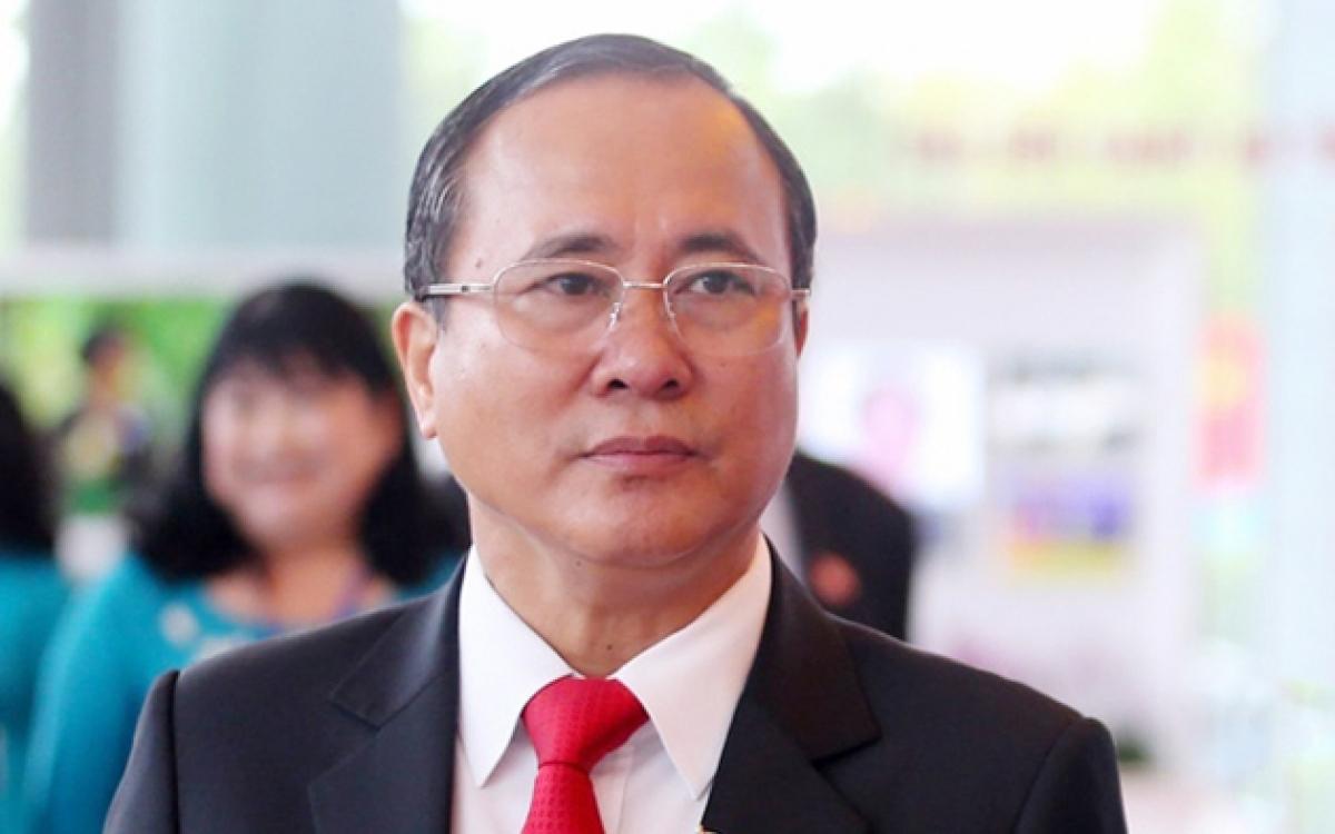 Ông Trần Văn Nam, nguyên Bí thư tỉnh ủy Bình Dương