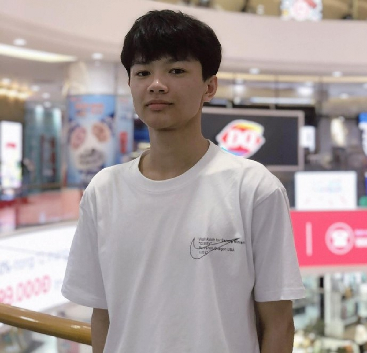 Trần Cao Sơn, thủ khoa khối A0. (Ảnh: Sở GD-ĐT Hải Phòng)