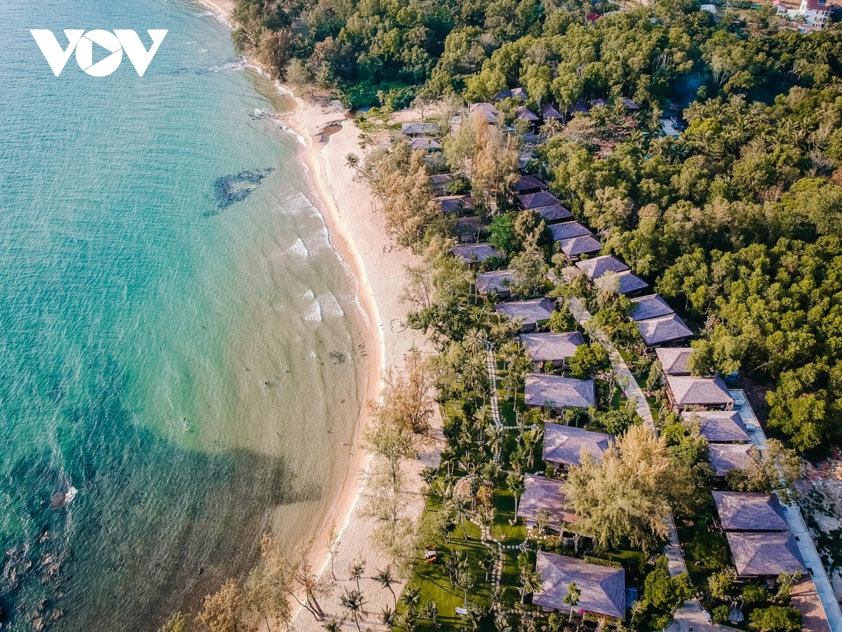 Ong Lang beach on Phu Quoc island