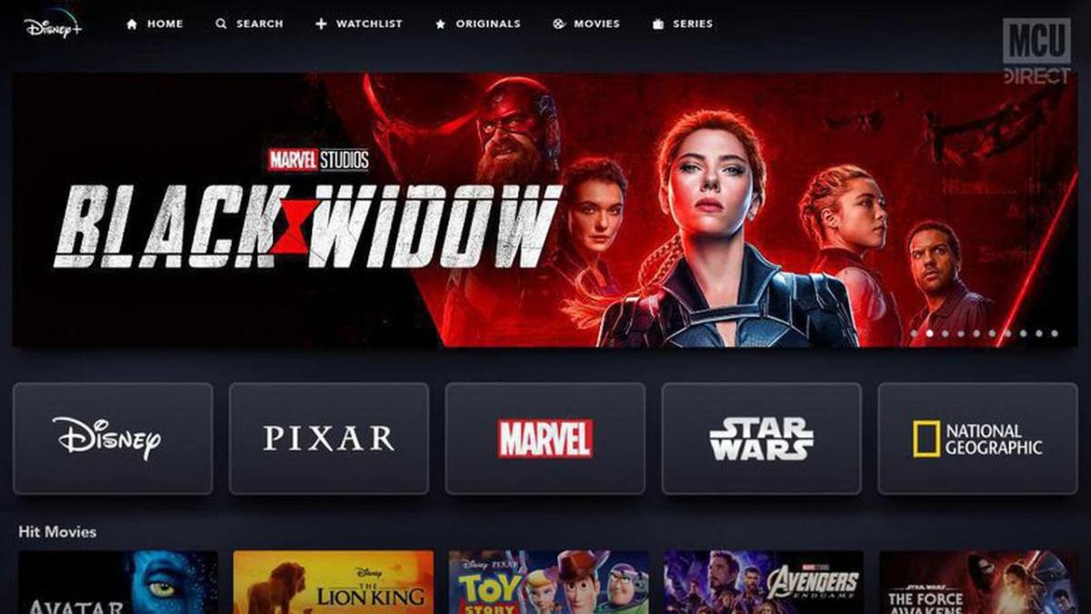 """""""Black Widow"""" phát hành trực tuyến trên Disney+ gây thiệt hại cho Scarlett số tiền lên đến 50 triệu USD."""