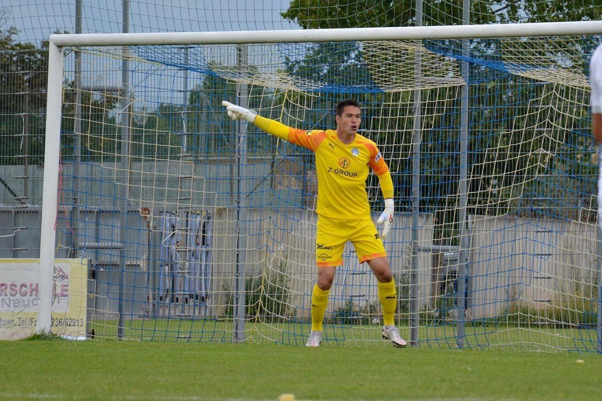 Filip Nguyễn ra mắt đội bóng mới ở Cúp châu Âu (Ảnh: Slovacko).