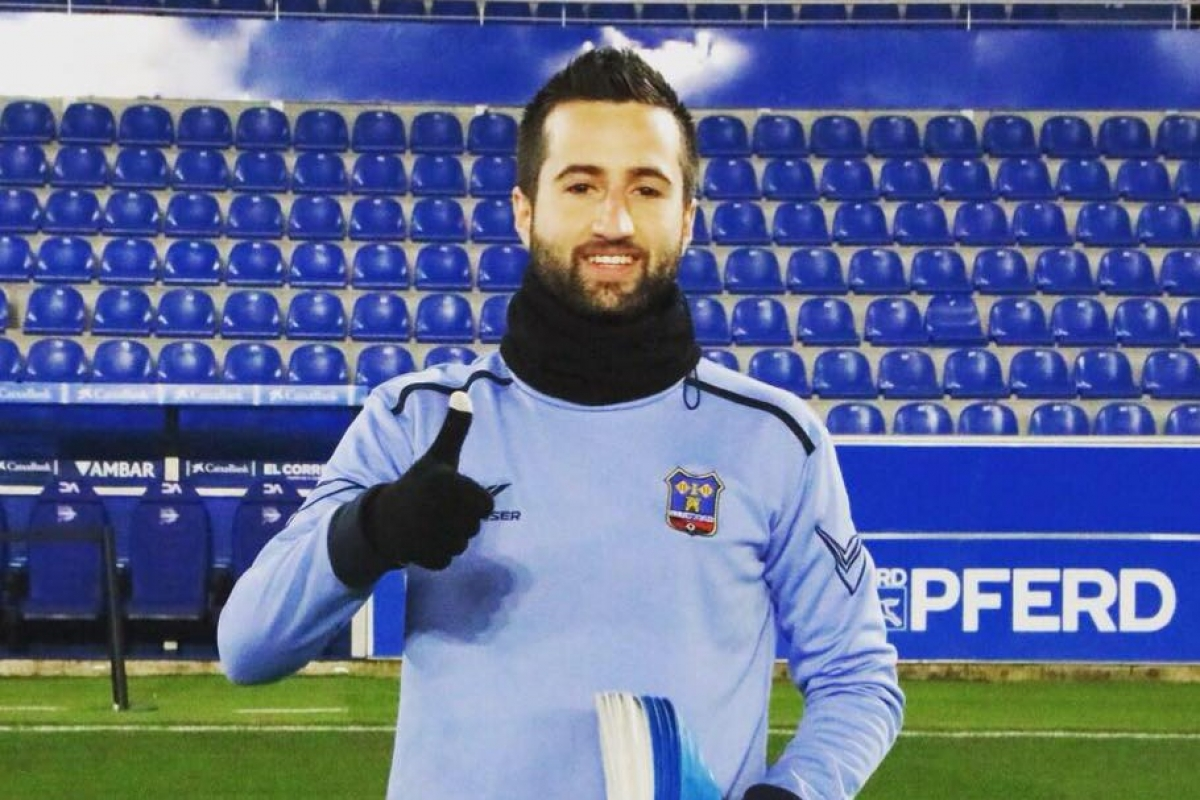 New fitness coach Miguel Ledesma Carrasco ofVietnam futsal team