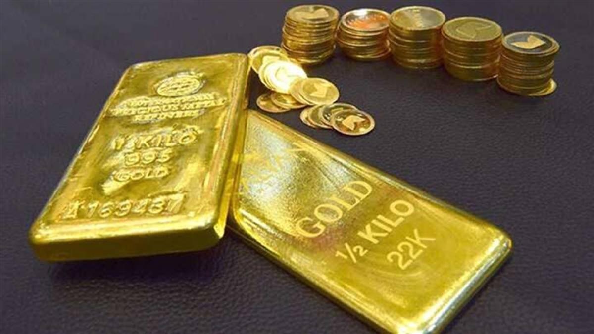 Vàng trong nước và thế giới cùng giảm. (Ảnh: KT)