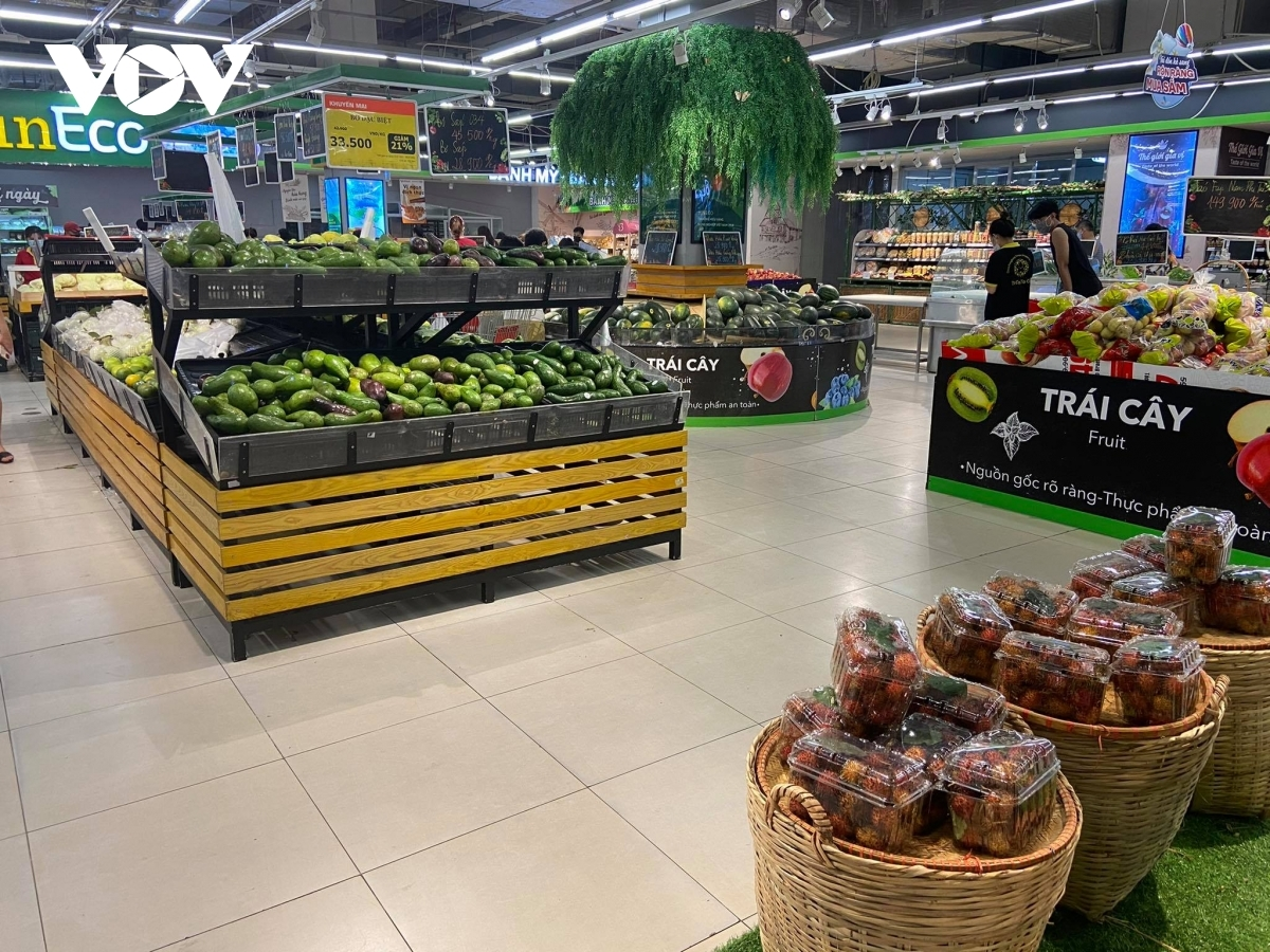 However, the local administration has warned local residents not to hoard essential goods as supermarket chains and convenience stores have stockpiled large quantities of goods for local consumption in months.