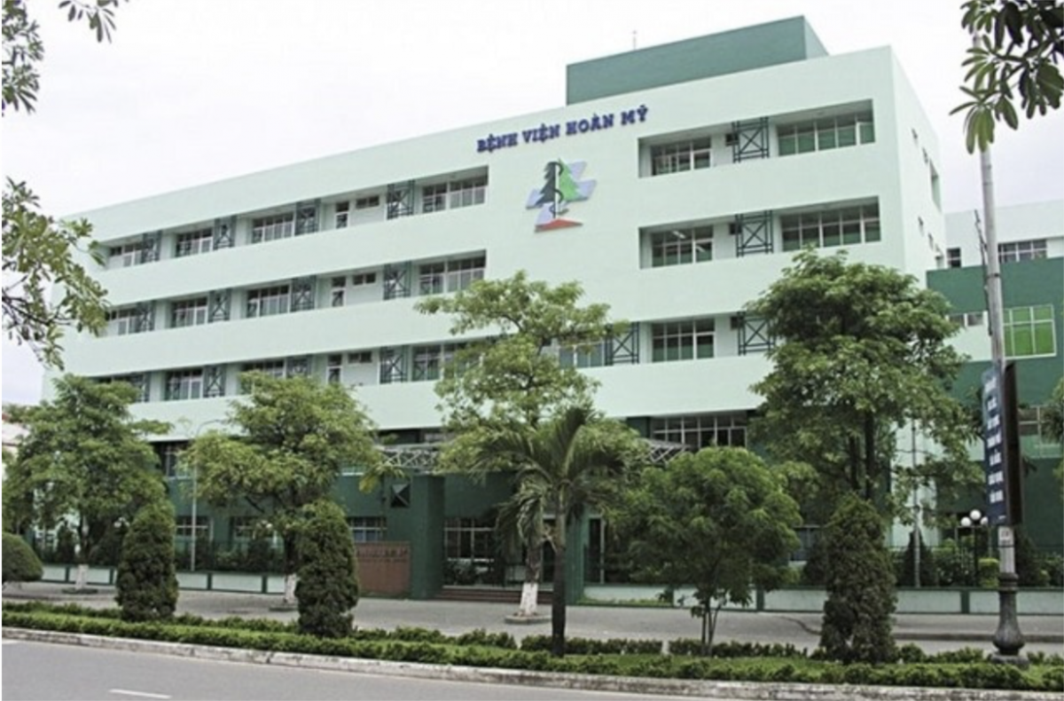 Bệnh viện Hoàn Mỹ Thủ Đức đăng ký chuyển đổi công năng trở thành bệnh viện điều trị Covid-19. Ảnh Sở Y tế cung cấp.