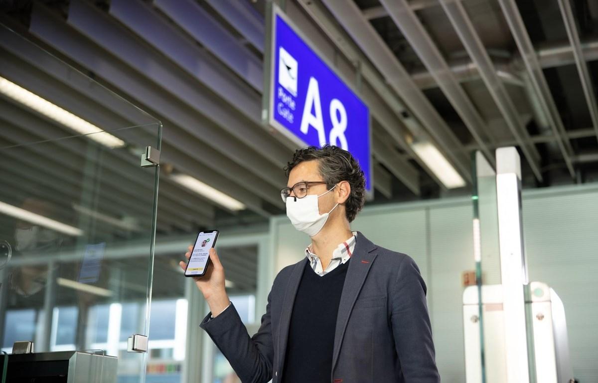 Vietnam Airlines offciallydeploys IATA Travel Pass digital health passport on its flights from Tokyo's Narita Airport to Da Nang International airport