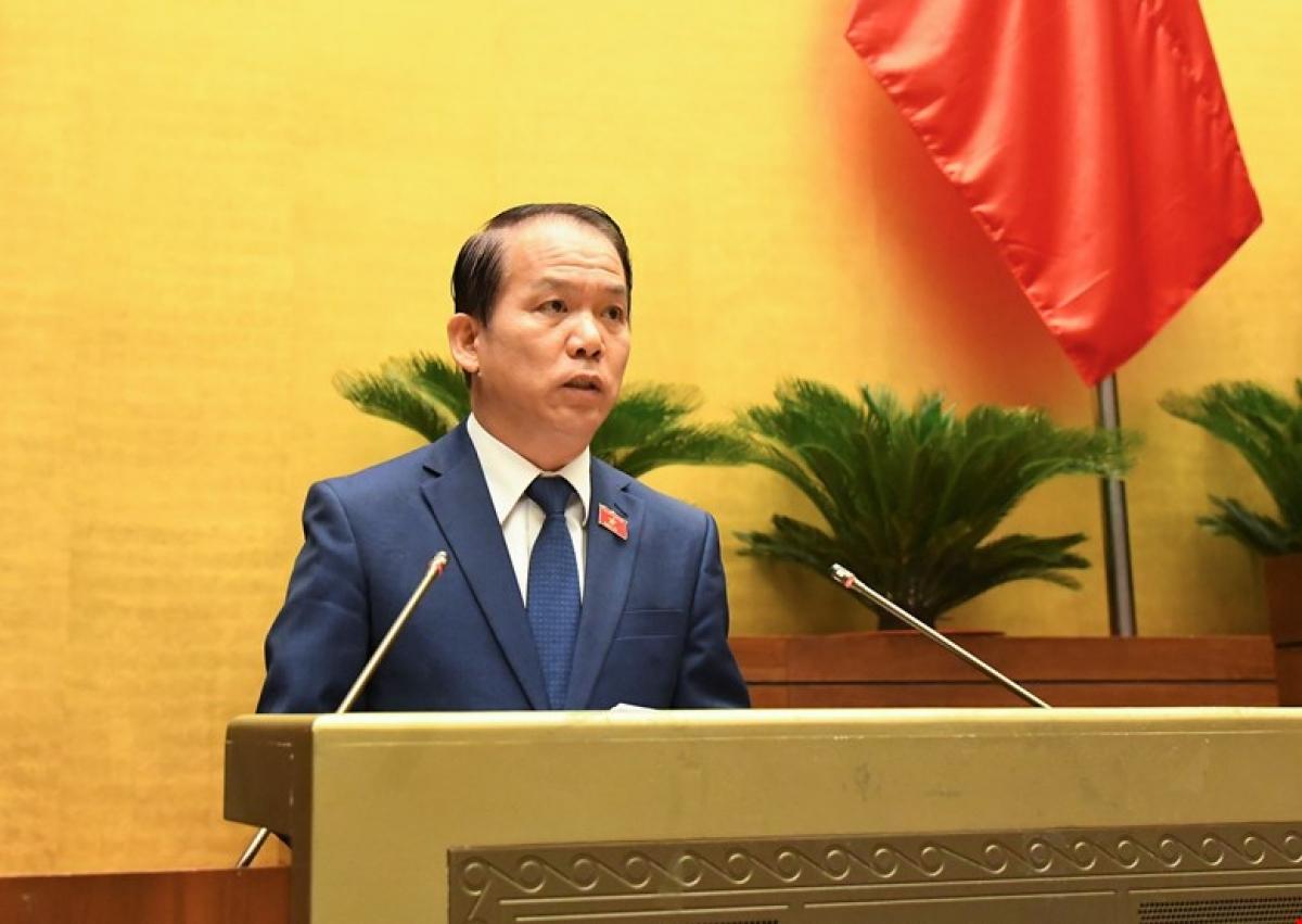 Chủ nhiệm Uỷ ban Pháp luật Hoàng Thanh Tùng