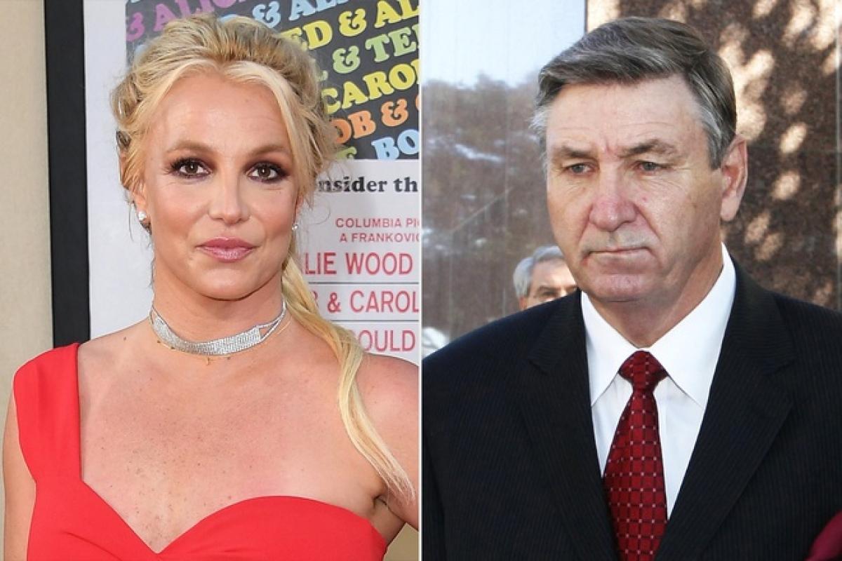 Britney Spearsxin tòa hủy quyền giám hộ của cha ruột Jamie Spears.